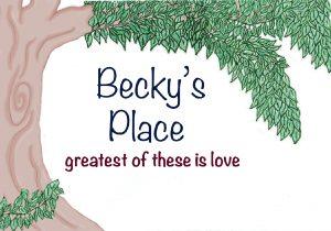 becky's Place Logo